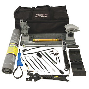 Wheeler Delta Series AR-15 Armorer's Professional Kit 19 Piece 156555
