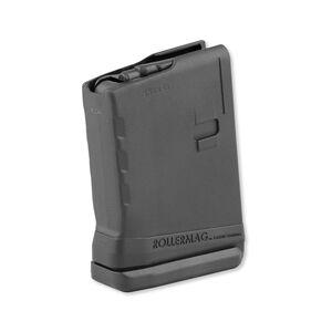 ProMag RM5 Rollermag 5 Round AR-15 Magazine .223 Remington/5.56 NATO Roller Anti Tilt Follower Technapolymer Black