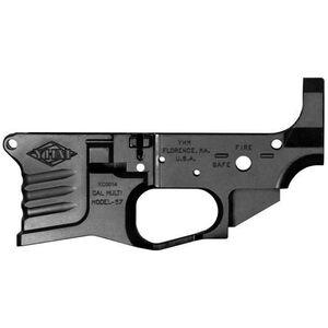 Yankee Hill Machine Model 57 AR-15 Stripped Billet Lower Receiver, Multi-Caliber
