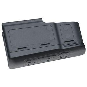 Blaser Sauer USA 100/101/M18 5 Round Magazine 6.5x55 Swedish / 8x57 Mauser Polymer Construction Matte Black Finish