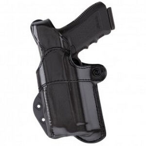 Aker Leather Nightguard S&W M&P 9/40 Holster Left Hand