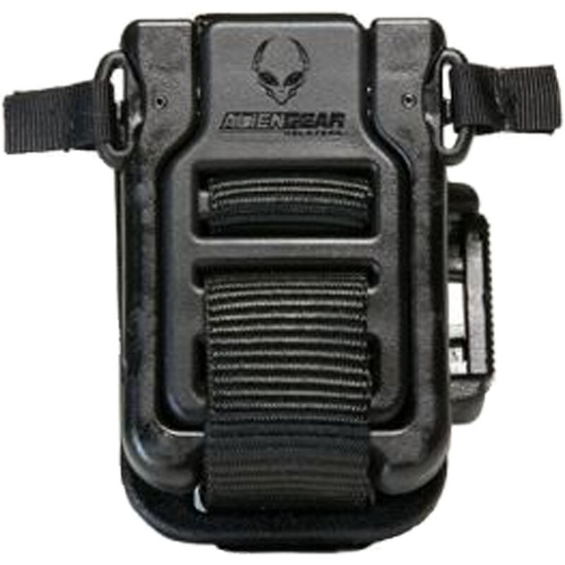 Alien Gear ShapeShift Backpack Carry Expansion Pack Ambidextrous Polymer Hardware with Synthetic Straps Black