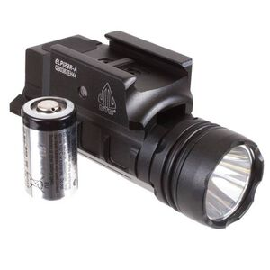 Leapers UTG Sub-Compact LED Weapon Light 400 Lumens Aluminum Black LT-ELP123R-A