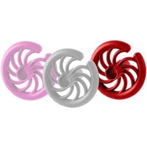 Hot Shot Archery KISS OF DEATH Compound Bow Kisser Button Flex-Touch Polymer Red
