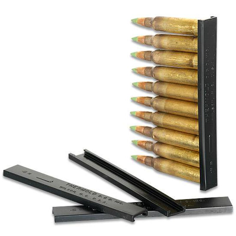 Free Ammo stripper clip 3 Stock Photo - FreeImages.com