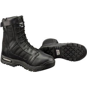 "S.W.A.T. Metro Air 9"" Men's Size 5.5R Leather/Nylon Black"