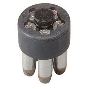 Safariland Speedloader for Charter Arms and S&W J-Frame Revovers. .38 Special and .357 Magnum 5 Round. COMP I
