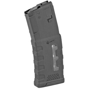 Mission First Tactical Extreme Duty AR-15 Magazine .223 Rem/5.56 NATO 30 Rounds Windowed Polymer Black