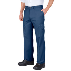 Dickies Industrial Relaxed Fit Men's Cargo Pant 36x30 Navy