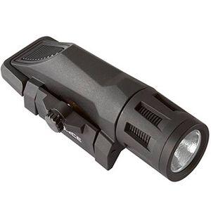 Inforce WML Weapon Light White/IR LED 400 Lumens/100mW Picatinny Rail Mount CR123A Polymer Black