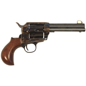 "Cimarron Thunderball 1873 Revolver 357 Mag 4.75"" Barrel 6 Rounds Walnut Birdshead Grip Blued"