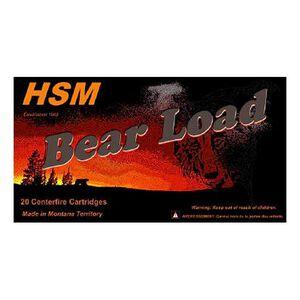HSM Bear Load .500 S&W Mag 440 Grain WFN 20 Round Box
