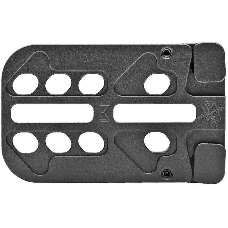 Seekins Precision MRAC MLOK Clamp Tool Less Locking Aluminum Black