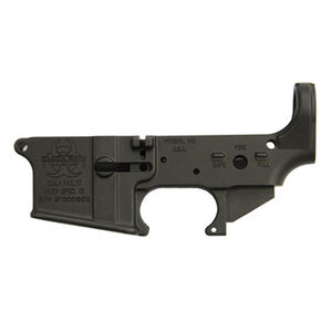 BRO SPEC15 AR-15 Stripped Lower Receiver Forged Aluminum