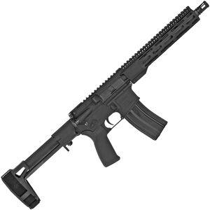 "Radical Firearms .300 Blackout AR-15 Semi Auto Pistol 10.5"" Barrel 30 Rounds 10"" Free Float M-LOK FCR Handguard Maxim CQB Pistol Brace Black"