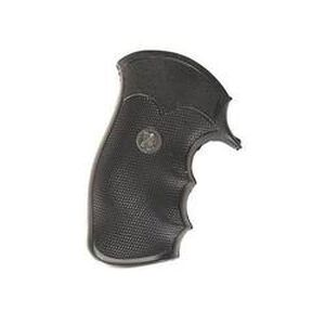 Pachmayr Gripper Grips Ruger Police Service Six Rubber Black 03175