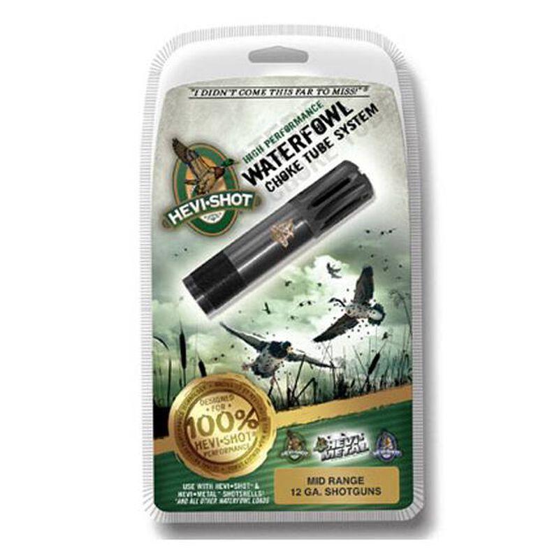 HEVI-Shot Hevi-13 Winchester/Weatherby/Mossberg 20 Gauge Ported Turkey Choke Tube Black 240125