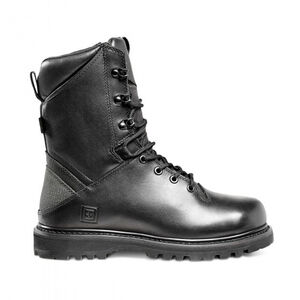"5.11 Tactical Apex Waterproof 8"" Boots Size 8.5 Regular Black"
