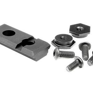 Midwest Industries MX-Series Short Rail Forearm Mount Aluminum Black MCTAR-05
