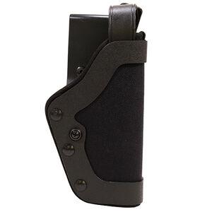 Uncle Mike's PRO-2 GLOCK 17, 19, 22, 23, 31 Level II Duty Holster Right Hand Size 21 Kodra Nylon Black 43211