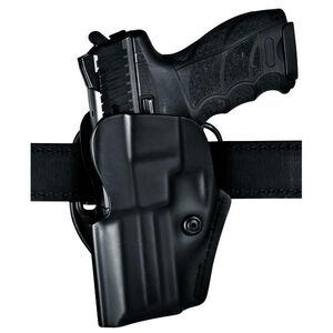 "Safariland 5197 Open Top Concealment Belt Holster Fits 1911 5"" Full Size Left Hand Hardshell STX Plain Black"
