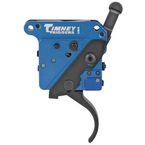 Timney Remington 700 Two Stage Trigger Right Hand Adjustable Black