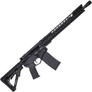 "Diamondback DB15 Black Gold Series 5.56 NATO AR-15 Semi Auto Rifle 16"" Barrel 30 Rounds 15"" M-LOK Handguard Collapsible Stock Black Finish"