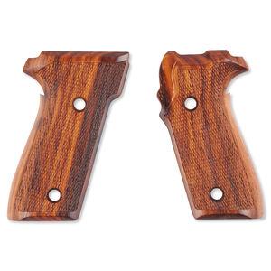 Hogue Fancy Wood Grip Panels SIG P228/P229 Coco Bolo 28811