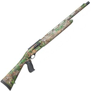 "Weatherby SA-459 Turkey Semi Auto Shotgun 12 Gauge 22"" Barrel 3"" Chamber 5 Rounds Synthetic Stock Green Fiber Optic Front Sight Realtree Xtra Green Camo SA459XG1222PGM"