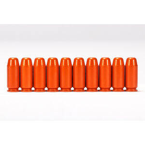 A-Zoom .40 S&W Orange Snap-Cap Ten Pack