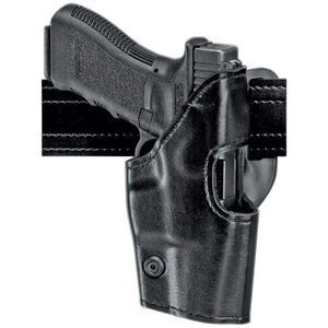 Safariland Low-Ride Level II Retention Duty Holster Right Hand Basket Weave Black 2955-83-81