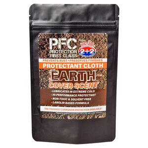 Protection First Class Outdoors Earth Scented Gun Rag