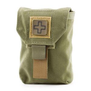 Eleven 10 PTAKS Med Pouch MOLLE  Ranger Green