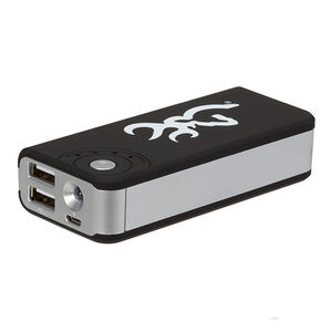 Browning Powerbank with Light and USB Charger