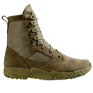 """Under Armour Performance Jungle Rat Men's 8"""" Tactical Boots Leather/Nylon/Rubber Size 9.5 Realtree AP-Xtra 12647709469.5"""
