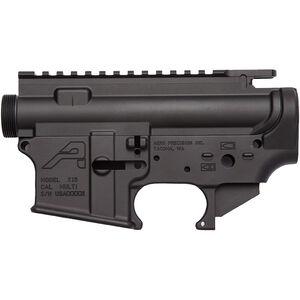 Aero Precision AR-15 Stripped Upper/Lower Receiver Set .223/5.56 Aluminum Black
