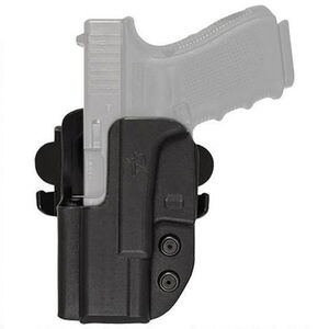 Comp-Tac International Holster GLOCK 19/23/32 Gen 5 OWB Left Handed Kydex Black