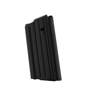 DURAMAG By C-Products Defense DPMS LR308 Pattern Magazine .308 20 Rounds Stainless Steel Black 2008041185CPD