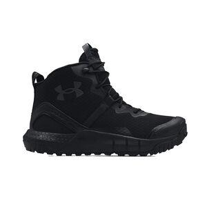 Under Armour Men's UA Micro G Valsetz Mid Tactical Boots