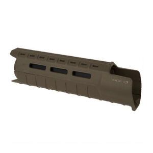Magpul MOE SL AR-15 Carbine Length Hand Guard With A2 Front Sight Cut Polymer OD Green MAG538-ODG