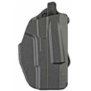Safariland 7371 7TS ALS Concealment Paddle Holster fits SIG p365XL Right Hand Synthetic Plain Black