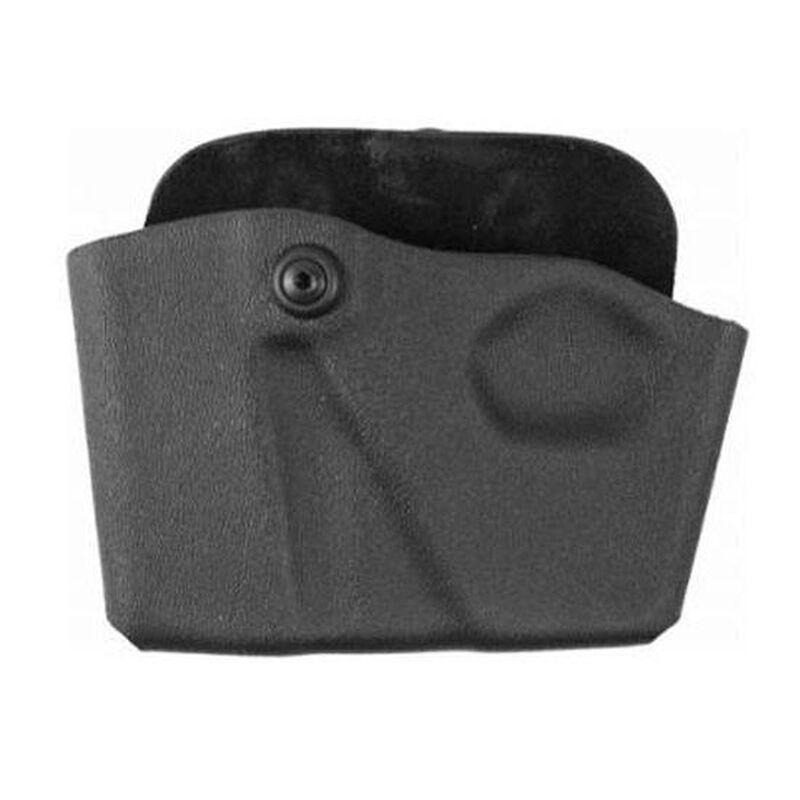 Safariland Model 573 Concealment Single Magazine Holder w/ Cuff Pouch Paddle Mount H&K USP Left Hand STX Tactical Black 573-83-22