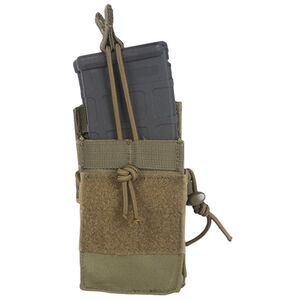 Fox Outdoor AR Dual-Stack Mag Pouch Olive Drab 57-220