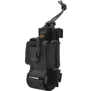 Maxpedition Hard Use Gear CP L Radio and Cell Phone Holder Large Nylon Black
