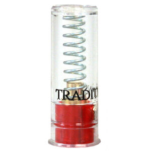 Traditions 12 Gauge Snap Cap Polymer Construction 2 Pack