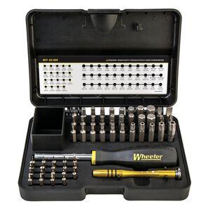 Wheeler SAE/Metric Hex And Torx Screwdriver Set 55 Piece Kit