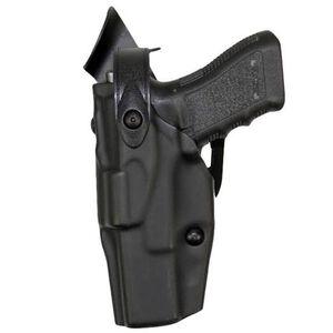 Safariland 6365 ALS SLS Retention Duty Holster Left Hand GLOCK 17 with Light STX Tactical Finish Black 6365-832-132