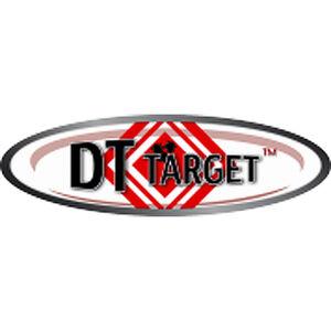 DoubleTap DT Target 10mm Auto Ammunition 50 Rounds FMJ Match 180 Grains 10MM180T50