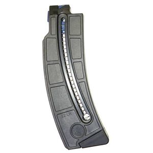 Smith & Wesson M&P15-22 Magazine .22 LR 10 Rounds Full Length Polymer Black 199230000