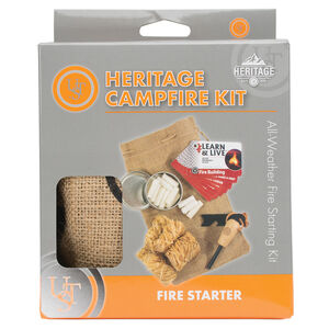 Ultimate Survival Technologies Heritage Campfire Kit 20-12119